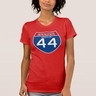 Camiseta Protetor da estrada nacional de Missouri MO I-44 -