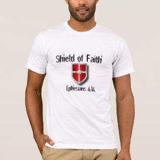 Camiseta Protetor da fé, 6:16 de Ephesians