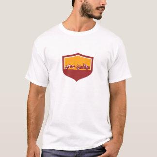 Camiseta Protetor do carro de reboque do caminhão de