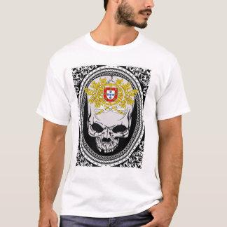 Camiseta Protetor do crânio de Portugal