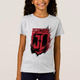 Camiseta Protetor escovado   da pintura JL da liga de