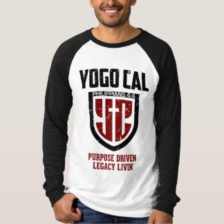 Camiseta Protetor forte do YCal dos homens