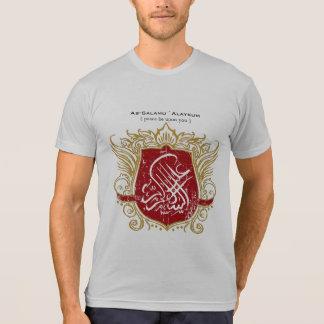 Camiseta Protetor islâmico de Salam