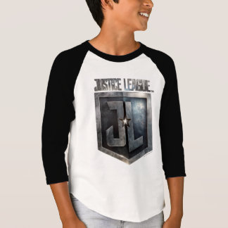 Camiseta Protetor metálico da liga de justiça | JL