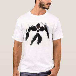 Camiseta protótipo radioativo