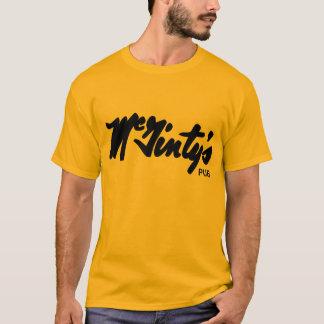 Camiseta Protótipo régio do tigre do bar de McGintys