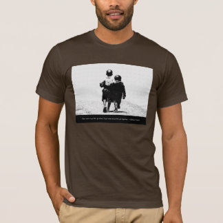 Camiseta Provérbio africano
