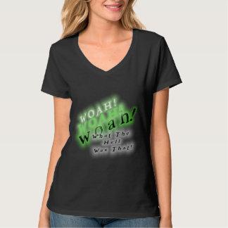 Camiseta Provérbio Paranormal