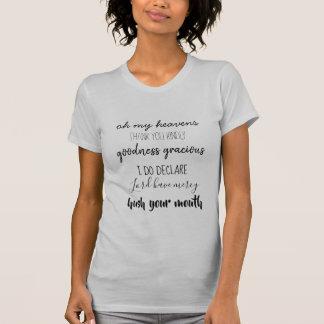Camiseta Provérbios do sul