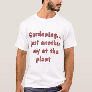 Camiseta Provérbios engraçados de jardinagem no humor das