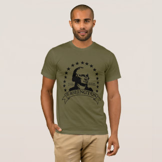 Camiseta Providência de George Washington Devine