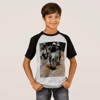 Camiseta Próximo - pilotos do motocross