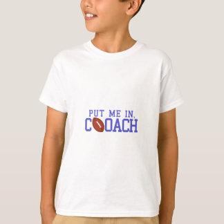Camiseta Psto me no treinador!