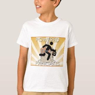 Camiseta Psto pelo logotipo dos Sunrays das panquecas -