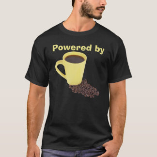 Camiseta Psto pelo t-shirt do café