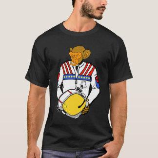 Camiseta psychomonkeyastronaut