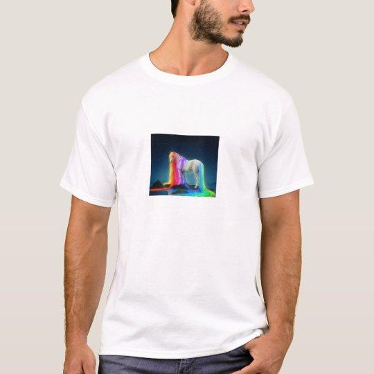 Camiseta psytrance