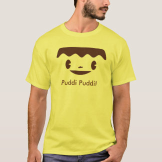 Camiseta Pudim de Giga, Puddi Puddi!