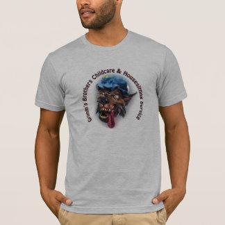 Camiseta Puericultura dos irmãos de Grimm & serviço de