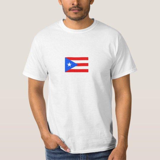 Camiseta puerto rican