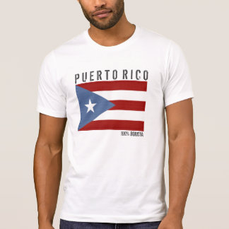 Camiseta Puerto Rico Boricua
