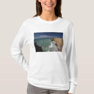 Camiseta Puerto Rico, costa oeste, Cabo Rojo, litoral 2