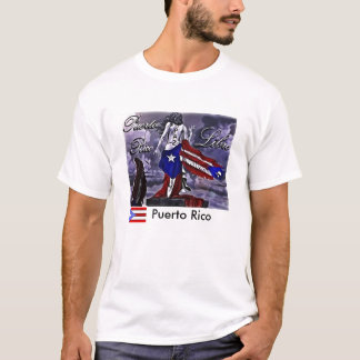Camiseta Puerto Rico Libre