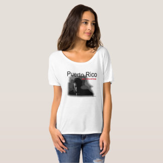 Camiseta Puerto Rico MI Musica