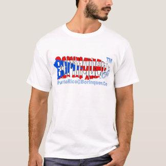 Camiseta PuertoRico@Borinquen.Co