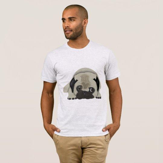 Camiseta Pug