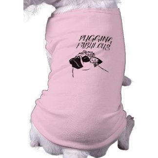 Camiseta Pugging fabuloso