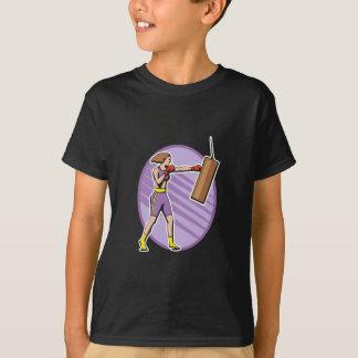 Camiseta pugilista