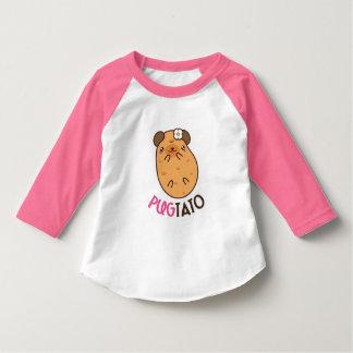 Camiseta Pugtato (batata do pug)