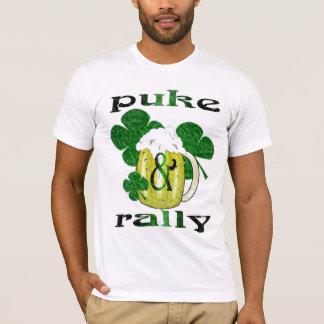 Camiseta puke e reagrupe