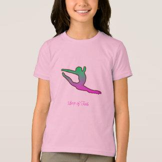 Camiseta Pulo da fé