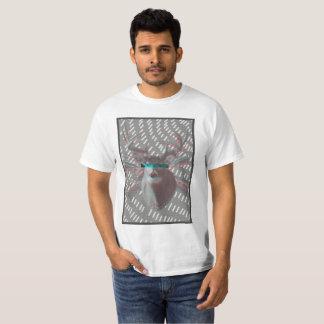 Camiseta Pulso aleatório dos cervos