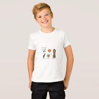 Camiseta Pulso de disparo