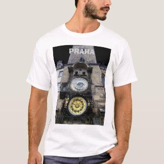 Camiseta Pulso de disparo astronômico em Praga