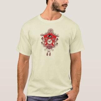 Camiseta Pulso de disparo de cuco