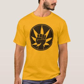 Camiseta Punho da erva daninha