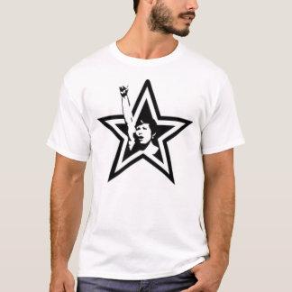 Camiseta punho da revolução