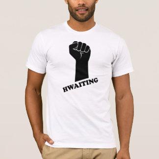 Camiseta Punho de Hwaiting!