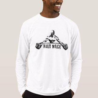 Camiseta Punhos de Krav Maga do israelita