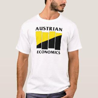 Camiseta Punk austríaco da economia