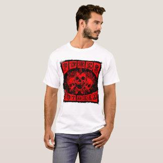 Camiseta punks nao inoperantes