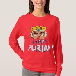 Camiseta Purim feliz