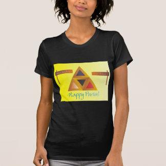 Camiseta Purim Hamantaschen