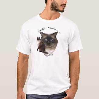 Camiseta Purrfection Ragdoll