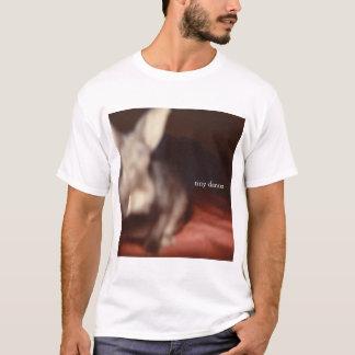 Camiseta pushkin é um dançarino minúsculo
