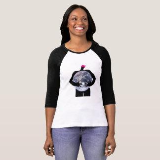 Camiseta Pussyhats une o mundo!